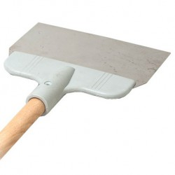 Raschietto Per pavimenti porta manico per Colombi Da 30 cm