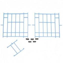 Frontale in plastica per nidi da 69/79 cm per Colombi Azzurro