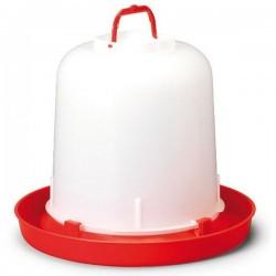 Abbeveratoio In Plastica per Gallinacei da 5 litri