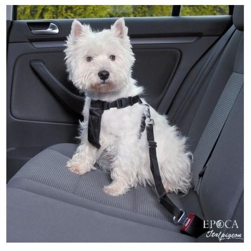 TRIXIE  Pettorina per cane con cintura di sicurezza tg. XS per Automobile 20X50 cm