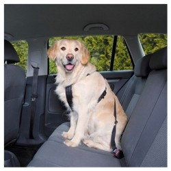 TRIXIE  Pettorina per cane con cintura di sicurezza tg. XL per Automobile 80-110 cm