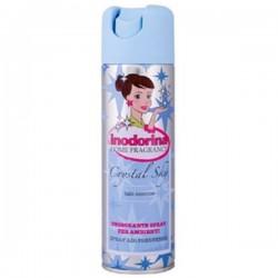 INODORINA Crystal Sky Deodorante spray per ambiente da 300 ml Talco