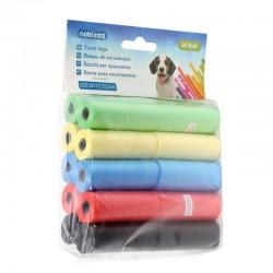 20 rotoli Sacchetti Igienici per cane 210x315 mm