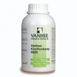 Vanhee Knoflooksap 9500 Succo d'aglio per Colombi da 500 ml