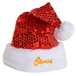Camon Cappello Natalizio per Cane Tg. S/ h15 cm