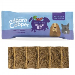 Edgard & Cooper Barretta Beef Snack per Cane Grain-free da 25 gr
