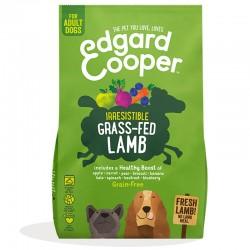 Edgard & Cooper Grass-Fed Lamb Crocchette Grain-Free per Cane da 2,5 kg con Agnello
