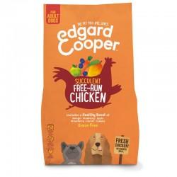Edgard & Cooper Free-Run Chicken Crocchette Grain-Free per Cane da 2,5 kg con Pollo