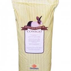 Progeo Cunifioc Veg Pellet Mangime Completo Per Conigli da 25 kg