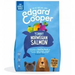 Edgard & Cooper Norvegian Salmon Crocchette Grain-Free per Cane da 2,5 kg con Salmone