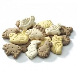 Camon Biscotti per Cane Animaletti al Latte e Burro Sfusi da 800 gr.