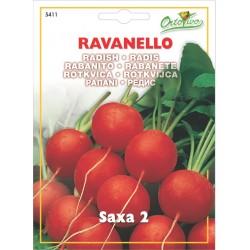 Hortus Ortovivo - semi di Ravanello Saxa 2