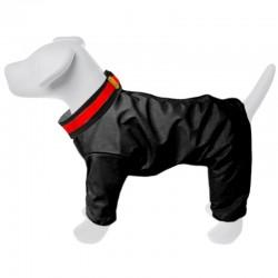 Dog Line Aosta Tuta Imbottita Per Cane Tg. 24 cm Nera