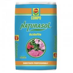 Compo Naturasol Acidofile Terriccio Per Piante Acidofile da 40 litri Con Pomice ed Elementi Nutritivi