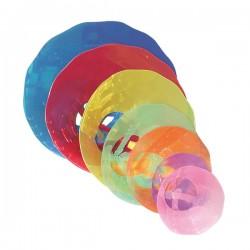 Farm Company Collare Elisabettiano TRANSCOL colorato circonf. collo 10 cm