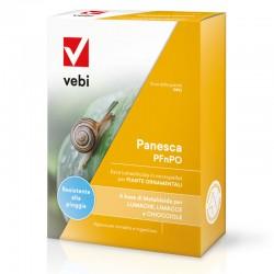 Vebi Panesca PFNPO Esca Lumachicida da 1 kg Resistente alla Pioggia