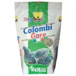 Seminart Mangime Colombi Eco Gare Senza Mais da 20 kg
