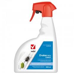 Vebi Draker RTU Insetticida Acaricida Contro le Cimici Pronto All'uso da 500 ml