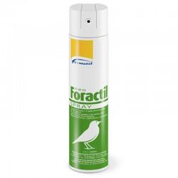 Formevet Neo Foractil Spray Antiparassitario per Uccelli da Voliera, Cani, Gatti e Conigli da 300 ml