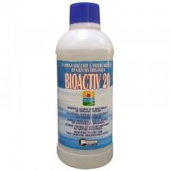 Bioactive 20 Elimina Macchie e Odori Molesti di Natura Organica da 400 ml