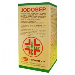Sepran Jodosep Disinfettante a Base di Jodio  da 100 ml