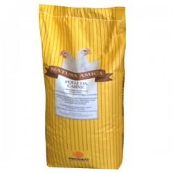 PROGEO Pollo Sole 2 VEG Sbriciolato Mangime completo per polli 2° periodo da 25 kg