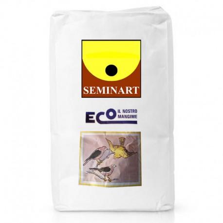 Seminart Mangime Sfuso Eco per Pappagalli e Cocorite Gourmet da 800 g