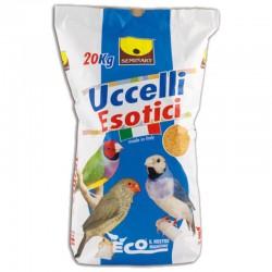 Seminart Mangime Sfuso per Uccelli Esotici Eco da 800 grammi