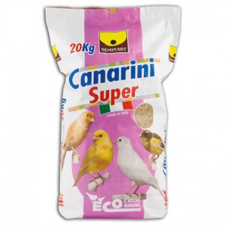 Seminart Mangime Sfuso per Canarini Eco Super con Perilla da 800 g