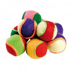 Farm Company Pallina da Tennis da 4 cm Gioco Per Gatto colori vari