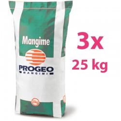 3x25 kg Progeo M2 Farina Mangime Completo per Suini