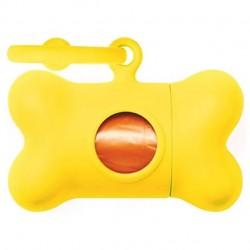 UNITED PETS Bon Ton Macarons Portasacchetti per Cane + rotolo sacchetti OMAGGIO