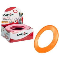 CAMON Frisbee Fling Rings Ø21 cm gioco per cane