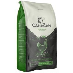 CANAGAN FREE-RUN CHICKEN regular 2 kg - CIBO SECCO PER CANI con POLLO