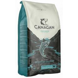 CANAGAN SCOTTISH SALMON regular 12 kg - CIBO SECCO PER CANI con SALMONE SCOZZESE