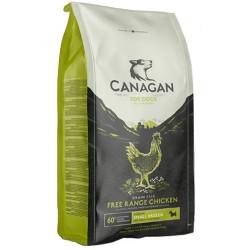 CANAGAN FREE-RUN CHICKEN small 2 kg - CIBO SECCO PER CANI con POLLO
