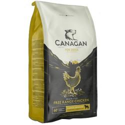 CANAGAN FREE-RUN CHICKEN large 12 kg - CIBO SECCO PER CANI con POLLO