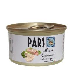 PARS i Pesci Oceanici - Cibo umido per ANIMALI DA COMPAGNIA senza cereali da 85 gr