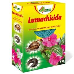 Al.Fe Lumachicida PFnPO 1kg Esca Granulare Per La Lotta Contro Lumache E Chiocciole