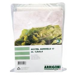 Arrigoni Agrivelo 17 Velo Protettivo per Piante e Orto 1.6x9.4 mt