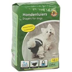 Pet Products Pannolini a Mutandina  per Cani 10 pz tg. L vita 50/68 cm