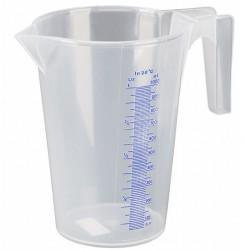 Caraffa Graduata In Plastica Da 2000 ml