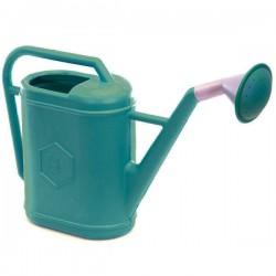 ICS Annaffiatoio in plastica con doccia da 9 litri