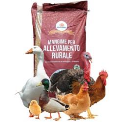 PROGEO GRAN NATURA - Mangime complementare per polli da 10 kg