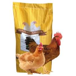 PROGEO Pollo T.U VEG Sbriciolato Grosso Mangime completo per polli 2° periodo da 10 kg