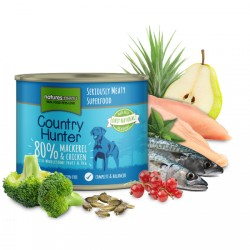 NATURES MENU COUNTRY HUNTER Mackerel & Chicken CIBO UMIDO PER CANE gusto SGOMBRO E POLLO da 600 gr