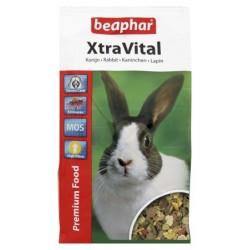 BEAPHAR  - XTRA VITAL Mangime completo per conigli