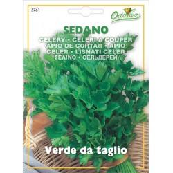 Hortus Ortovivo - semi di Sedano verde da taglio