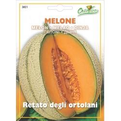 Hortus Ortovivo - semi di Melone retato degli ortolani