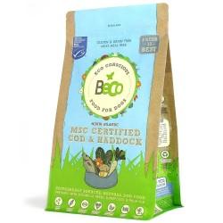 Beco Food - Cibo secco per cane gusto Merluzzo ed Eglefino da 2 kg